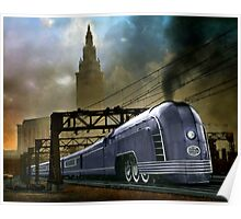 Mercury Train Poster