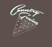 Country Genius - Restaurant Triangle Peg Tee Game Unisex T-Shirt