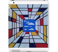in the style of Mondrian - perfect for pillow iPad Case/Skin