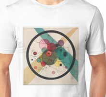 In the style of Kandinsky - perfect for bed Unisex T-Shirt