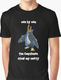 One By One - the Empoleons steal my sanity Graphic T-Shirt