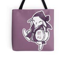 Taikou Bun has Heart Tote Bag