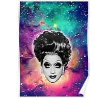 Bianca Del Rio in the Galaxy Poster