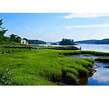 Maine Estuary Photographic Print