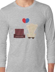 u p Long Sleeve T-Shirt
