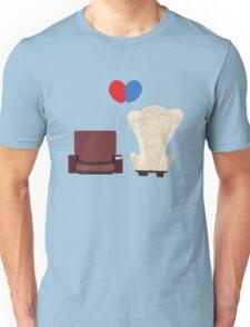 u p Unisex T-Shirt