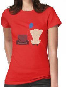 u p Womens Fitted T-Shirt