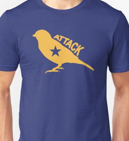 Attack Bird Unisex T-Shirt