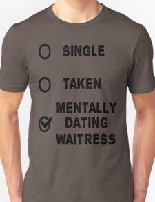 The Waitress Unisex T-Shirt