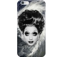 Hurricane Bianca Del Rio (no text) iPhone Case/Skin