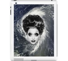 Hurricane Bianca Del Rio (no text) iPad Case/Skin