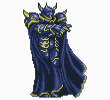 Golbez boss sprite - FFRK / FF4 One Piece - Short Sleeve