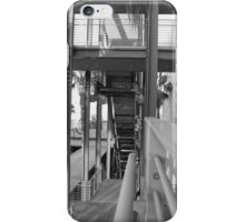 LACMA stairway iPhone Case/Skin