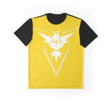 Team Instinct Logo from Pokemon Go T-shirt and other products Graphic T-Shirt