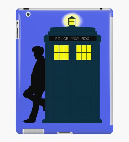 Who's Lonely iPad Case/Skin