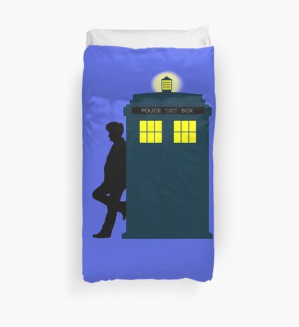 Who's Lonely Duvet Cover