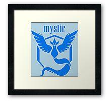 Mystic Team Framed Print