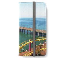 Santa Monica Pier iPhone Wallet/Case/Skin