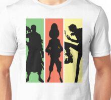 Zoro X Luffy X Sanji Unisex T-Shirt