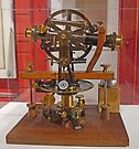 Old Theodolite by Graeme  Hyde