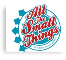 All The Small Things Canvas Print