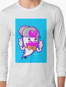 HIP THE GHOST Long Sleeve T-Shirt