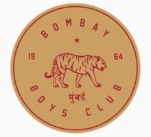 Bombay Boys Club One Piece - Short Sleeve