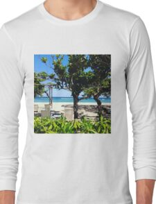 Beach Paradise Long Sleeve T-Shirt