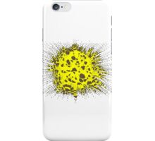 Planet Explosion iPhone Case/Skin