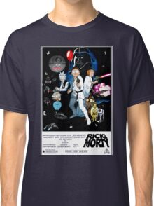 Rick and Morty Wars Classic T-Shirt
