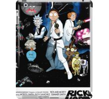 Rick and Morty Wars iPad Case/Skin