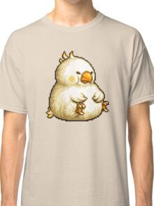 Fat Chocobo boss sprite - Final Fantasy 3 (FFRK) Classic T-Shirt