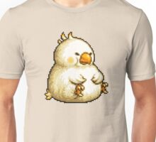 Fat Chocobo boss sprite - Final Fantasy 3 (FFRK) Unisex T-Shirt