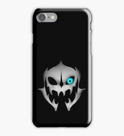 Gaster Blaster iPhone Case/Skin