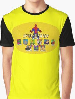 Spiderman '67 custom Graphic T-Shirt