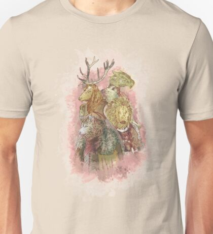 Beasts of Westeros Unisex T-Shirt