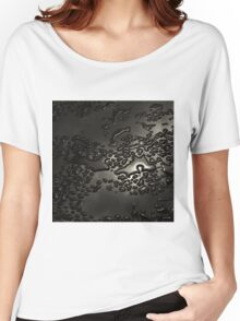Droplets Women's Relaxed Fit T-Shirt