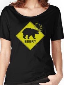 Beer, Bear, Deer Women's Relaxed Fit T-Shirt