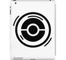 Pokestop Logo gear! iPad Case/Skin
