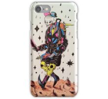 Space Streetwear iPhone Case/Skin