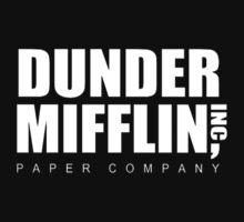 Dunder Mifflin Merchandise Kids Clothes