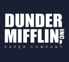 Dunder Mifflin Merchandise by cisnenegro