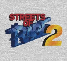 Streets of Rage 2 Kids Clothes