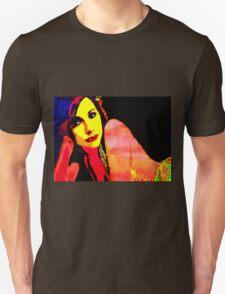 PJ HARVEY POP ART Unisex T-Shirt