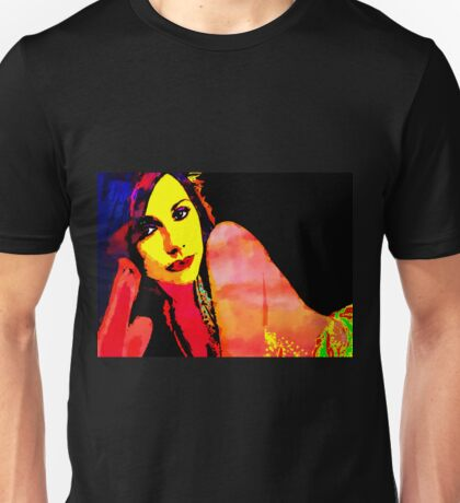 PJ HARVEY POP ART Unisex T-Shirt