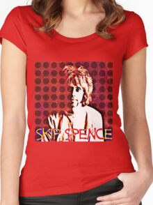 "Alexander ""Skip"" Spence Women's Fitted Scoop T-Shirt"
