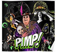 PIMP ALIENS Poster