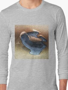 Chalk Beach Long Sleeve T-Shirt