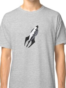 Space Ship Classic T-Shirt