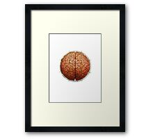 Cerebral Hyperstereogram III Framed Print